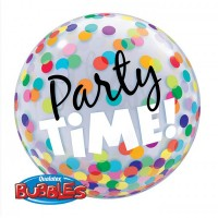 "Plastmasinis balionas ""PARTY TIME"""